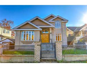 Single Family for sale in 3880 PANDORA STREET, Burnaby, British Columbia, V5C2A5