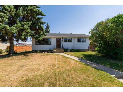 Single Family for sale in 10523 45 ST NW, Edmonton, Alberta, T6A1X4