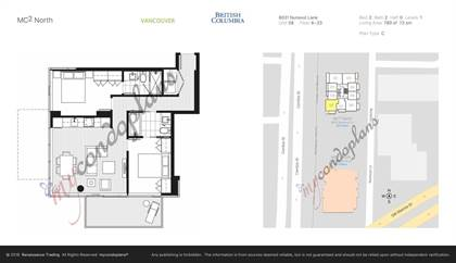Single Family for rent in 8031 NUNAVUT LANE 1408, Vancouver, British Columbia, V5X0C9