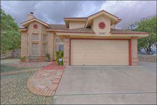Residential Property for sale in 10707 White Sands Drive, El Paso, TX, 79924