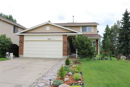 Single Family for sale in 3507 HILL VIEW CR NW, Edmonton, Alberta, T6L1P4