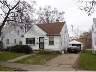 Single Family for sale in 19363 ASBURY Park, Detroit, MI, 48235