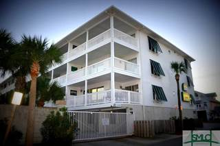 Condo for sale in 3 3rd Street 512, Tybee Island, GA, 31328