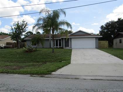 Residential for sale in 2281 SW Susset Ln, Port St. Lucie, FL, 34953