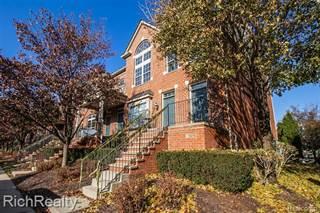 Condo for sale in 39456 SPRINGWATER Drive, Northville, MI, 48168