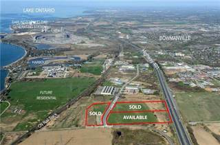Comm/Ind for sale in 0 Lake Rd, Clarington, Ontario