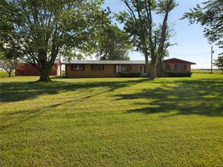 Single Family for sale in 6801 Hwy 24, Palmyra, MO, 63461