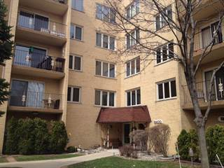 Condo for sale in 6400 West Belle Plaine Avenue 503, Chicago, IL, 60634