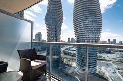 Condominium for sale in 80 Absolute Ave 1708, Mississauga, Ontario, L4Z0A5