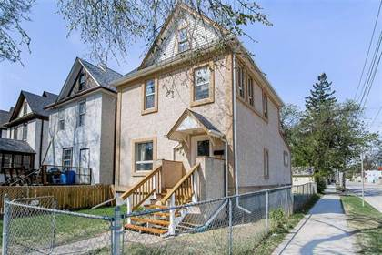 Single Family for sale in 354 Victor ST, Winnipeg, Manitoba, R3G1P6