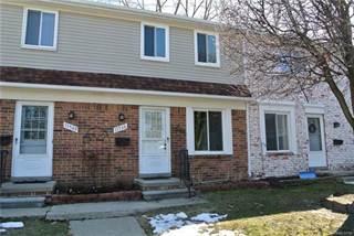 Condo for sale in 11538 Messmore Road, Utica, MI, 48317