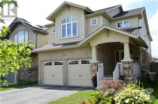Single Family for sale in 75 HELENA FEASBY ST, Kitchener, Ontario