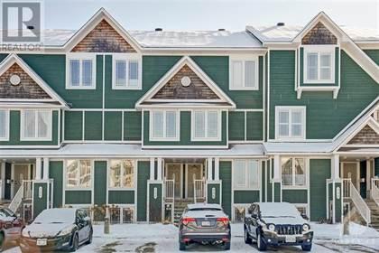 Single Family for sale in 348 CROWNRIDGE DRIVE, Ottawa, Ontario
