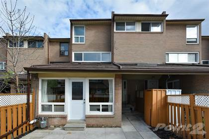 Townhouse for sale in 252 John Garland Blvd 163, Toronto, Ontario