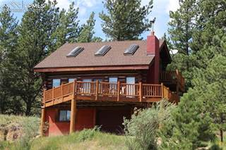 Single Family for sale in 333 Circle Drive, Florissant, CO, 80816