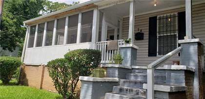 Residential Property for sale in 74 Joseph Lowery Blvd, Atlanta, GA, 30314
