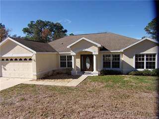 Single Family for rent in 1232 N Chance Way, Inverness, FL, 34453