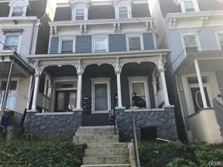 Single Family for rent in 812 Ferry Street 3, Easton, PA, 18042
