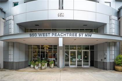 Residential Property for sale in 950 Peachtree Street 804, Atlanta, GA, 30309