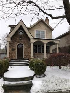 Residential Property for rent in 907 STANLEY Boulevard, Birmingham, MI, 48009