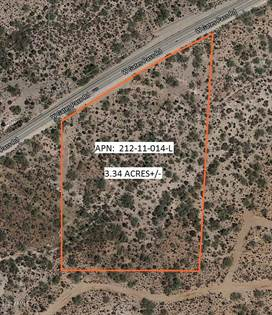 Lots And Land for sale in 4675 W Gates Pass Road, Tucson, AZ, 85745