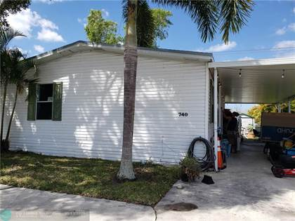 Residential Property for sale in 740 NW 219th Ave, Pembroke Pines, FL, 33029