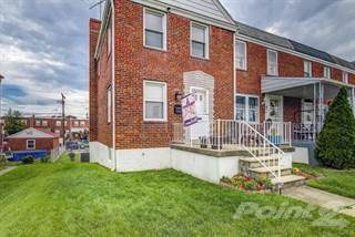 Residential Property for sale in 7451 Holabird Ave., Dundalk, MD, 21222