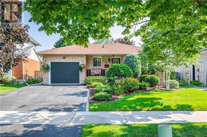 Single Family for sale in 88 TUERR Drive, Kitchener, Ontario, N2E2M1