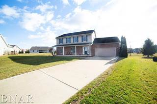 Single Family for sale in 121 Meadow Creek Court, Lexington, IL, 61753