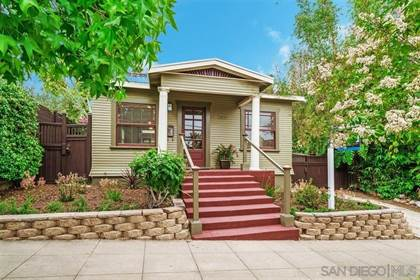Residential Property for sale in 2426 Myrtle Ave, San Diego, CA, 92104