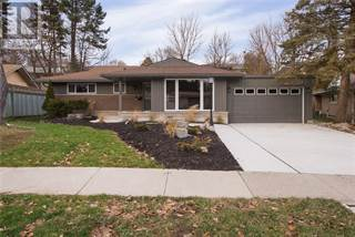 Single Family for sale in 196 FOREST HILL Drive, Kitchener, Ontario