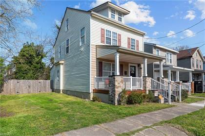 Residential Property for sale in 2417 Ruffin Street, Norfolk, VA, 23504