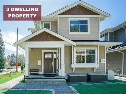 Multi-family Home for sale in 663 E 22ND STREET, North Vancouver, British Columbia, V7L3E1
