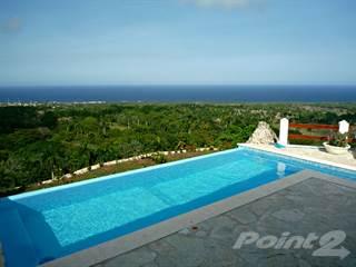 Residential Property for sale in Villa Mountain Dream, incredible panaromic view, 6 bedrooms, 6 bathrooms, Cabrera, Maria Trinidad Sanchez