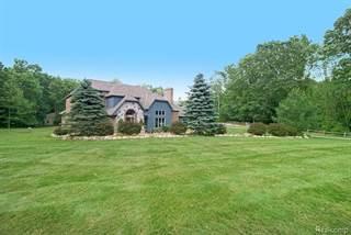 Single Family for sale in 4755 TREASURE LAKE Drive, Howell, MI, 48843