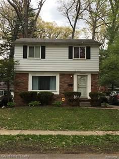 Residential Property for sale in 22144 ROXFORD Street, Detroit, MI, 48219