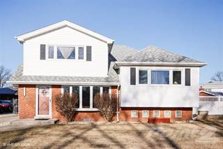 Residential for sale in 10606 Leclaire Avenue, Oak Lawn, IL, 60453