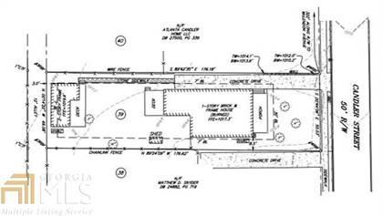 Lots And Land for sale in 350 Candler Street NE, Atlanta, GA, 30307