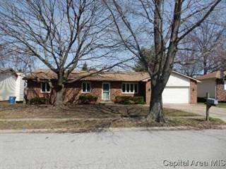 Single Family for sale in 113 White Pine Drive, Springfield, IL, 62712