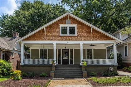 Residential Property for sale in 431 Candler Street NE, Atlanta, GA, 30307