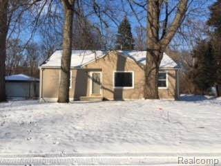 Single Family for sale in 33976 WADSWORTH, Livonia, MI, 48150