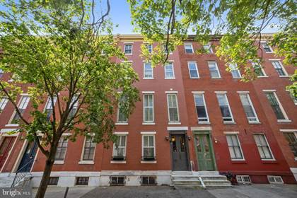 Residential Property for sale in 1608 MOUNT VERNON STREET, Philadelphia, PA, 19130