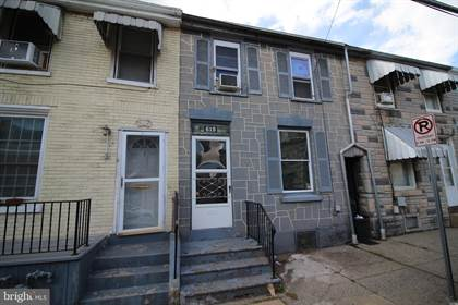 Residential Property for sale in 619 BINGAMAN STREET, Reading, PA, 19602