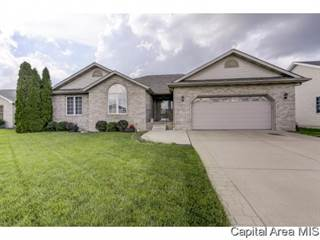 Single Family for sale in 3513 Carnoustie Dr, Springfield, IL, 62712
