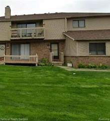 Townhouse for rent in 7993 LAWRENCE, West Bloomfield Township, MI, 48322