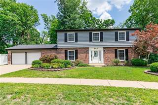 Single Family for sale in 343 Ridge Trail Dr, Chesterfield, MO, 63017
