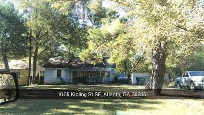 Residential for sale in 1065 Kipling Street SE, Atlanta, GA, 30315