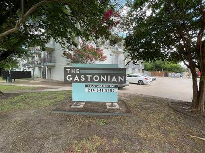 Residential Property for sale in 4502 Gaston Avenue 308, Dallas, TX, 75246
