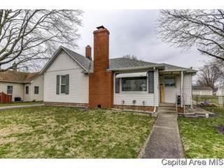 Single Family for sale in 125 W CONREY ST, Williamsville, IL, 62693