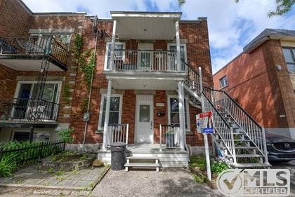 Multifamily for sale in 6653-6655 Rue Hurteau, Montreal, Quebec